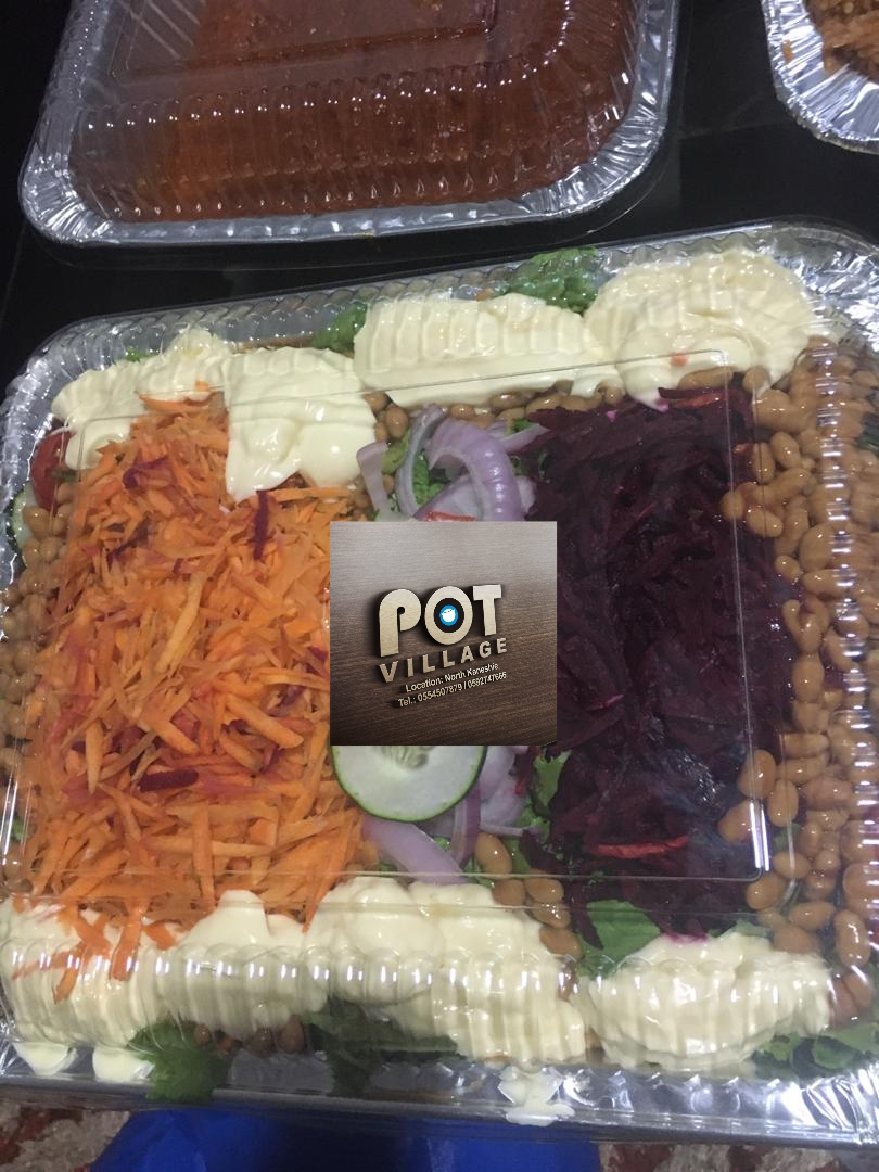Pot Village Catering and Ushering