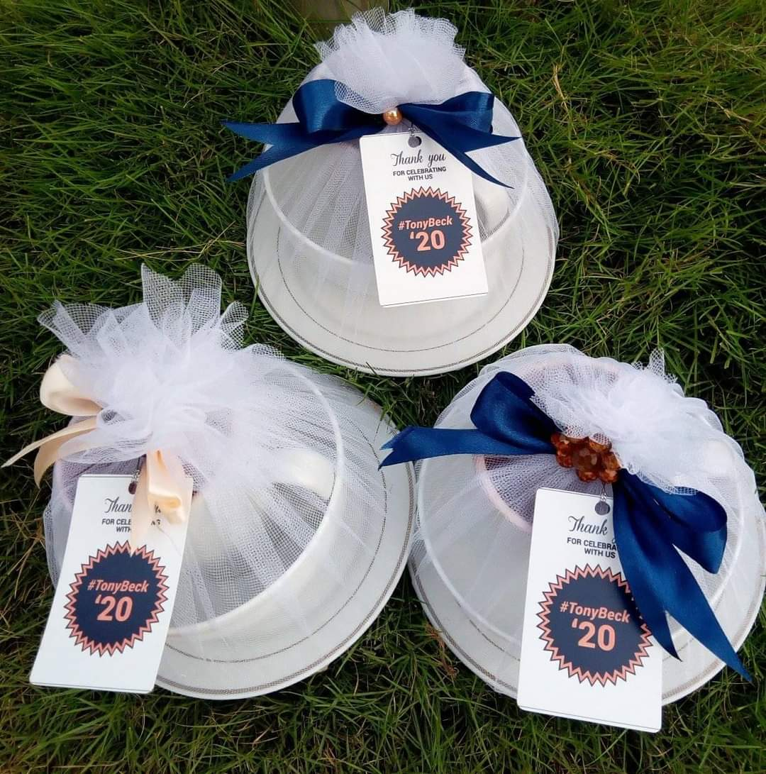 Benny Bridal Services Wrap and Hampers