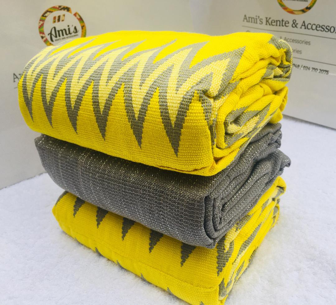 Kente, Laces & Fabrics