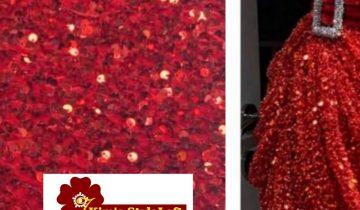 Elegant Lace Fabrics and Brocades
