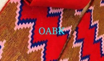 Kente And Fabrics