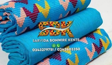 Heavenly Made Kente