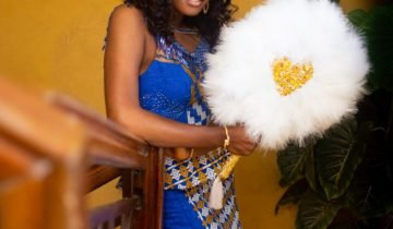 Blessed Kente for your big day