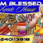 Am blessed kente house