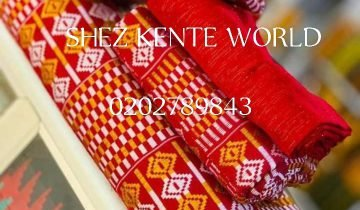 Affordable  Kente