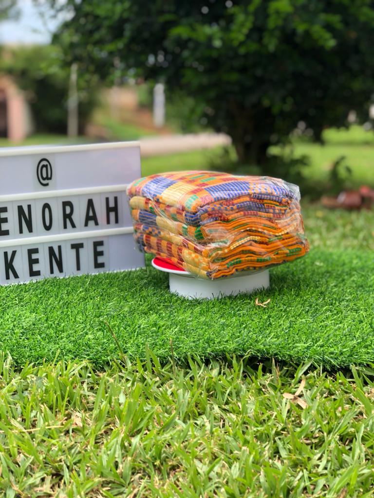 Feature of The Day: Menorah Kente