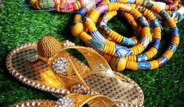 Kente | Beads | Ahenema | Many others